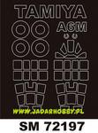 Montex SM72197 A6M Zero (Tamiya) (1:72) w sklepie internetowym JadarHobby