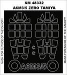 Montex SM48332 # A6M3/3a/5 ZERO (Tamiya) (1/48) w sklepie internetowym JadarHobby