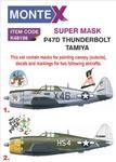 Montex K48196 P47D Thunderbolt (Tamiya) (1/48) w sklepie internetowym JadarHobby