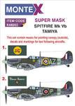 Montex K48203 Spitfire Mk Vb (Tamiya) (1/48) w sklepie internetowym JadarHobby