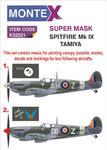 Montex K32221 Spitfire Mk IX (Tamiya) (1/32) w sklepie internetowym JadarHobby