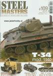 Steel Masters 109 (wyprzed/sale - magazyn modelarski) w sklepie internetowym JadarHobby