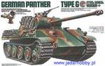 Tamiya 35174 Panther Type G Steel wheel version (1/35) w sklepie internetowym JadarHobby