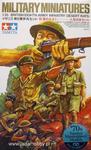 "Tamiya 35032 British Eight Army ""Desert Rats"" (1:35) w sklepie internetowym JadarHobby"
