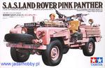 Tamiya 35076 S.A.S. Land Rover PinK Panther (1/35) w sklepie internetowym JadarHobby