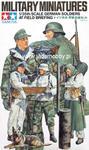 Tamiya 35212 German Soldiers at Field Briefing (1:35) w sklepie internetowym JadarHobby