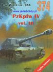 Militaria 374 Pz.Kpfw.IV vol.3 (książka) w sklepie internetowym JadarHobby