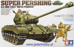 Tamiya 35319 M1 Super Pershing (1/35) w sklepie internetowym JadarHobby