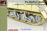 Armory AR PE7222 Pz.Kpfw.I tracks-elementy fototrawione (1/72) w sklepie internetowym JadarHobby