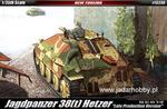 "Academy 13230 Jagdpanzer 38(t) Hetzer ""Late Version"" (1/35) w sklepie internetowym JadarHobby"