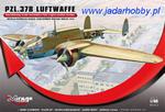 Mirage 481312 PZL 37B Łoś Luftwaffe (1/48) w sklepie internetowym JadarHobby