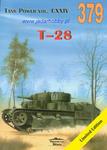 Militaria 379 T-28 (książka) w sklepie internetowym JadarHobby