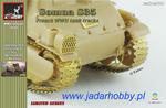Armory AR PE7219 Somua S35 - gąsienice - elementy fototrawione (1/72) w sklepie internetowym JadarHobby