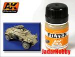AK Interactive AK065 Afrika Korps Filter (35ml) w sklepie internetowym JadarHobby