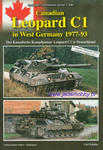 Tankograd 8007 - Canadian Leopard C1 in West Germany 1977-93 (książka) w sklepie internetowym JadarHobby