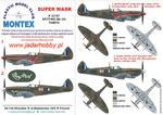 Montex K32187 Spitfire Mk.VIII (Tamiya) (1/32) SUPER MASK w sklepie internetowym JadarHobby