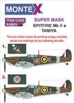 Montex K48201 Spitfire Mk IIa (Tamiya) (1/48) w sklepie internetowym JadarHobby