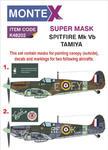 Montex K48202 Spitfire Mk Vb (Tamiya) (1/48) w sklepie internetowym JadarHobby