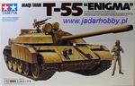 """Tamiya 35324 Iraqi Tank T-55 """"Enigma"""" (1/35) w sklepie internetowym JadarHobby"""
