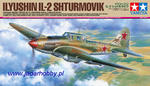 Tamiya 61113 Ilyushin Il-2 Shturmovik (1/48) w sklepie internetowym JadarHobby