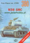 Militaria 380 M36 GMC (książka) w sklepie internetowym JadarHobby