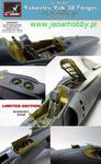 Armory AR PEA4807 Yakovlev Yak-38 Forger - elementy fototrawione (1/48) w sklepie internetowym JadarHobby