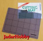 Transotype 17511 Mata do cięcia 300 x 220mm (przeźroczysta) w sklepie internetowym JadarHobby