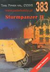 Militaria 383 Sturmpanzer IV (książka) w sklepie internetowym JadarHobby