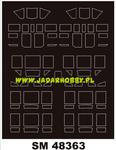 Montex SM48363 IL-2-M3 (Tamiya) (1:48) w sklepie internetowym JadarHobby