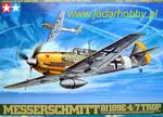 Tamiya 61063 - Messrschmitt Bf-109E-4/7 Trop. (1/48) w sklepie internetowym JadarHobby
