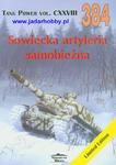 Militaria 384 Sowiecka artyleria samobieżna (książka) w sklepie internetowym JadarHobby