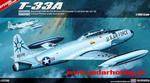 Academy 12240 U.S. Air Force T-33A (1/48) w sklepie internetowym JadarHobby