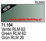 71104 Vallejo Model Air Green RLM 62 (farba akryl 17ml) w sklepie internetowym JadarHobby