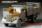 Voyager PE35524 1:35 Opel Blitz 3t. 4x2 Cargo Truck /Shallow Cargo Bay w sklepie internetowym JadarHobby