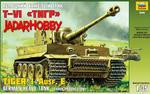 Zvezda 3646 1:35 Tiger I Ausf.E (Early) (1/35) w sklepie internetowym JadarHobby