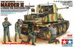 Tamiya 89751 - Marder III w/German Tank Maintenance Crew (1/35) w sklepie internetowym JadarHobby