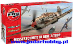 Airfix A02062 Messerschmitt Bf 109E-7/Trop (1:72) w sklepie internetowym JadarHobby