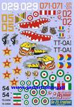 Authentic Decals 48-47 Su-25 Frogfoot (1/48) w sklepie internetowym JadarHobby
