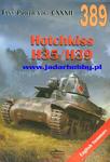 Militaria 389 Hotchkiss H35/H39 (książka) w sklepie internetowym JadarHobby