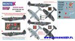 Montex K32250 Spitfire Mk.XVI (Tamiya) (1/32) w sklepie internetowym JadarHobby