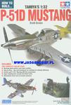HOW TO BUILD... Tamiya's 1:32 P-51D MUSTANG (książka) w sklepie internetowym JadarHobby