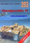 Militaria 393 Sturmgeschütz (książka) w sklepie internetowym JadarHobby