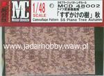 MCD48002 1:48 Camouflage Pattern: SS Plane Tree Autumn (kalkoman w sklepie internetowym JadarHobby
