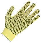 Rękawice 100% KEVLAR ?, cienkie, nakrapiane PVC, 200 par, rozmiar 7 w sklepie internetowym 24zakupy.com