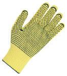Rękawice 100% KEVLAR ?, grube,nakrapiane PVC 200 par, rozmiar 7 w sklepie internetowym 24zakupy.com
