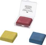 Gumka chlebowa mix kolor Faber Castell w sklepie internetowym Biurowe-szkolne.pl