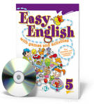 Easy English with games and activities 5 +... w sklepie internetowym Ettoi.pl