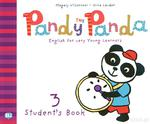 Pandy the Panda 3 Student's Book + Song CD w sklepie internetowym Ettoi.pl