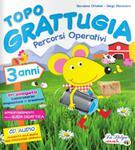 Topo Grattugia - 3 anni - percorsi operativi w sklepie internetowym Ettoi.pl