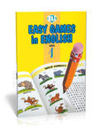 Easy Games in English - Book 1 w sklepie internetowym Ettoi.pl
